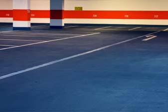 création de parking